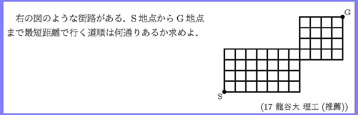 17龍谷大・理工(推薦)