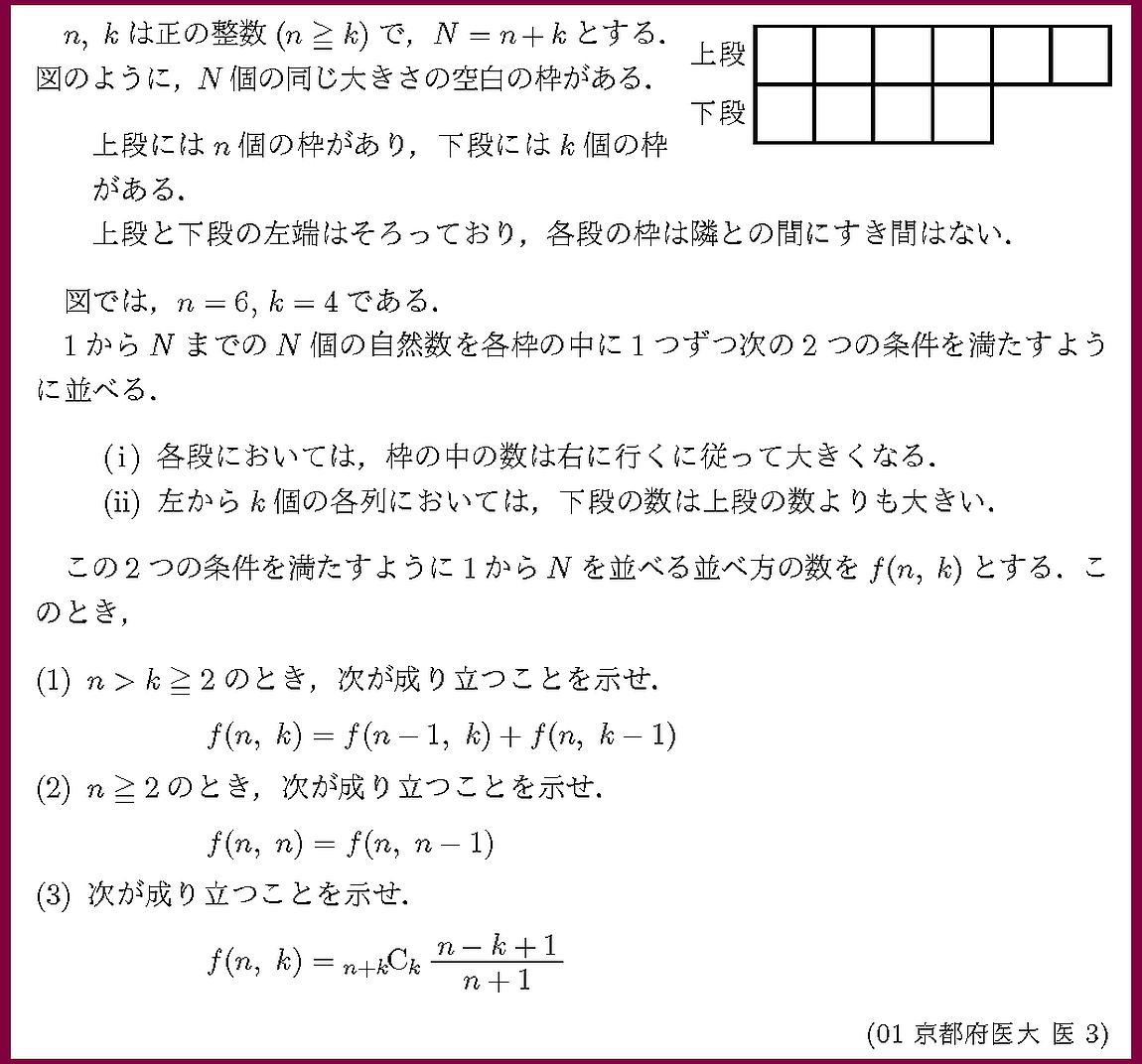 01京都府医大・医3